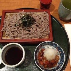Photo taken at Soba Nippon by Mic H. on 7/19/2014