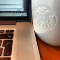 Photo taken at Starbucks by Michael J. on 3/22/2013