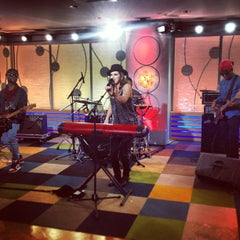 Photo taken at VH1 Big Morning Buzz Live Studio by VH1 on 3/7/2013