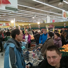 Photo taken at Tesco Extra by Zuzanka S. on 12/22/2012