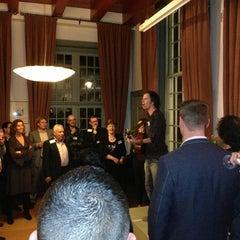 Photo taken at 't Meisjeshuis by Richard R. on 1/22/2013