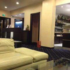 Photo taken at Hotel Fiera by Antonio F. on 10/16/2012