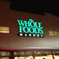 Photo taken at Whole Foods Market by Ishtiaq B. on 3/9/2013