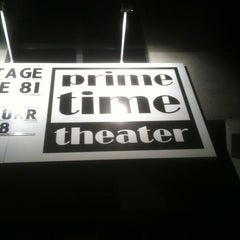 Photo taken at Prime Time Theater by Svend D. on 11/25/2012