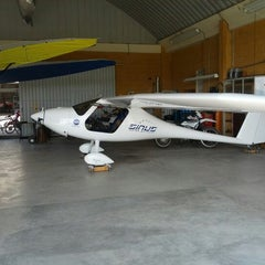 Photo taken at Aerodynamic de México (Aeródromo Sn José Vista Hermosa) by Pedro D. on 11/24/2012