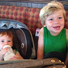 Photo taken at Corner Bakery by Chanel C. on 8/18/2014