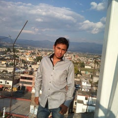 Photo taken at San Pedro Tultepec by Andric R. on 7/27/2014