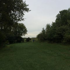 Photo taken at Bryant Lake Disc Golf Course by Keith F. on 9/12/2014