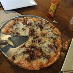 Photo taken at Bagby Pizza Co. by PJ W. on 11/28/2015