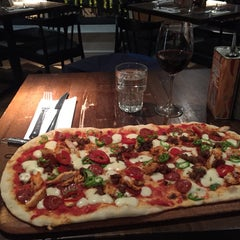 Photo taken at Zizzi by PJ W. on 3/1/2015