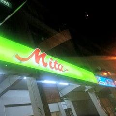 Photo taken at Mita Cake House by Baby M. on 11/8/2012