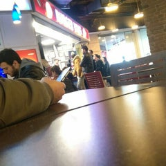 Photo taken at Burger King by Ahmet E. on 12/27/2015