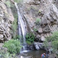 Photo taken at Cascada de las Animas by Jorge J. on 11/17/2012