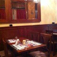 Photo taken at Cin Cin Bar & Ristorante by Alexandra C. on 4/5/2012