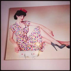 Photo taken at Bettie Page Store by 🎀Karen🌈 on 3/31/2013