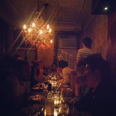 Photo taken at Supper by Niamh H. on 9/24/2012