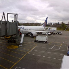 Photo taken at Gate N16 by Kate T. on 3/15/2013
