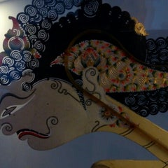 Photo taken at Museum Wayang by Chandra M. on 1/3/2016