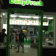 Photo taken at Daily Fresh by  Kaira S. on 2/8/2013