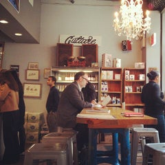 Photo taken at Culture Espresso by Ekaterina P. on 5/14/2013