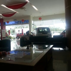 Photo taken at Perodua Sales & Service Centre Glenmarie by Muhammad A. on 2/9/2015