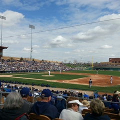 Photo taken at Camelback Ranch - Glendale by Jeff U. on 3/9/2013