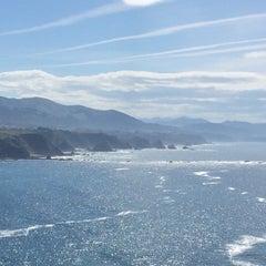 Photo taken at Faro de Cabo Vidio by Rubén V. on 8/5/2015