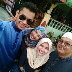 Photo taken at Melaka-Johor Border by Syahmi S. on 7/17/2015