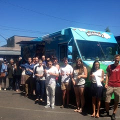 Photo taken at Inclusion, Inc. by Ben Jerry's Truck West on 8/6/2013