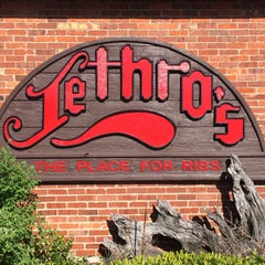 Photo taken at Jethro's by Brent F. on 5/9/2015