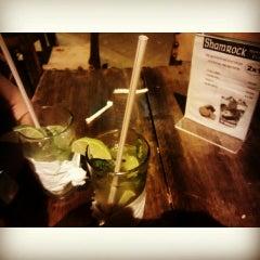 Photo taken at Shamrock Irish Pub by Kristian R. on 8/31/2014