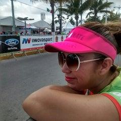Photo taken at Ironman Cozumel by Juan S. on 11/30/2014