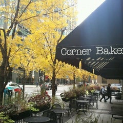Photo taken at Corner Bakery Cafe by Paul V. on 10/18/2012