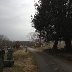 Photo taken at St. Augustine Cemetery by Daniel B. on 4/7/2013