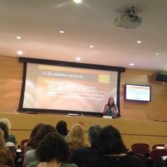 Photo taken at Escola Administració Pública Catalunya by Mònica G. on 6/4/2015