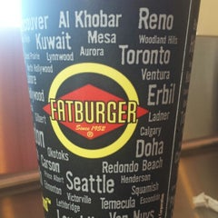 Photo taken at Fatburger in Mesa by Chris S. on 10/22/2013