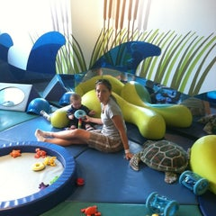 Photo taken at Port Discovery Children's Museum by Matthew K. on 7/7/2012