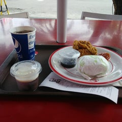 Photo taken at KFC by Ervans R. on 12/29/2014