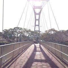 Photo taken at アルバカーキ橋 by Miicom on 3/21/2013