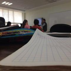 Photo taken at Centro Universitario UAEM Valle de Mexico by Nora B. on 11/15/2014
