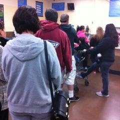 Photo taken at Walmart Supercenter by Christopher M. on 12/30/2012