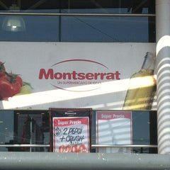 Photo taken at Supermercado Monserrat by Francisco Y. on 12/30/2012