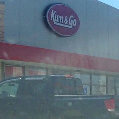 Photo taken at Kum & Go by Mike H. on 5/26/2014