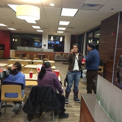 Photo taken at Wendy's by Liz A. on 12/7/2014