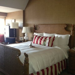 Photo taken at Portola Hotel & Spa by Ruby R. on 6/1/2013