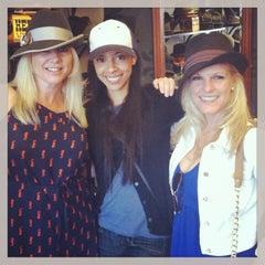 Photo taken at Goorin Bros. Hat Shop - Larimer Square by Allison T. on 7/28/2013
