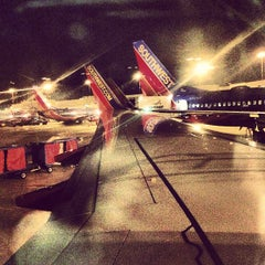 Photo taken at Nashville International Airport (BNA) by Danny R. on 3/1/2013