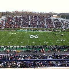 Photo taken at Ryan Field by Kelsey P. on 11/24/2012
