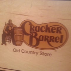 Photo taken at Cracker Barrel Old Country Store by Anthony H. on 11/8/2012