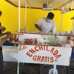 Photo taken at La Enchilada Gratis by  CHRISLOP™  on 3/21/2015